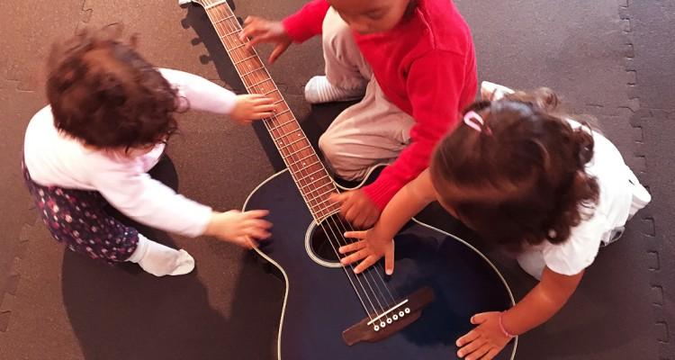 música para bebés Música para bebés babybloom cover 750x400