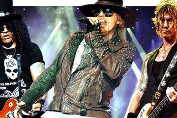 revista guitar player - guns n'roses: assista à entrevista concedida ao fantástico Revista Guitar Player – Guns N'Roses: assista à entrevista concedida ao Fantástico guns roses 360x240