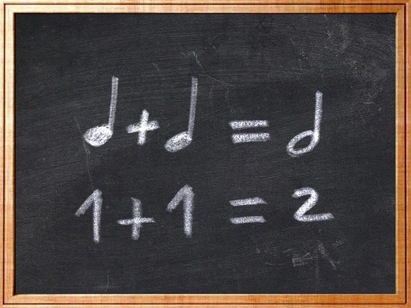 Benefícios da Música  instrução musical Benefícios da Música no desenvolvimento do Raciocínio Matemático raciocinio 1