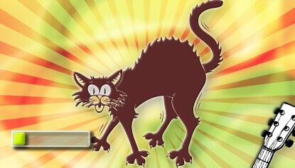 Atirei o pau ao gato Atirei o pau ao gato atirei o pau ao gato 1